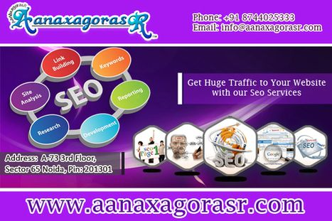 Go for SEO Services and get huge traffic on your website