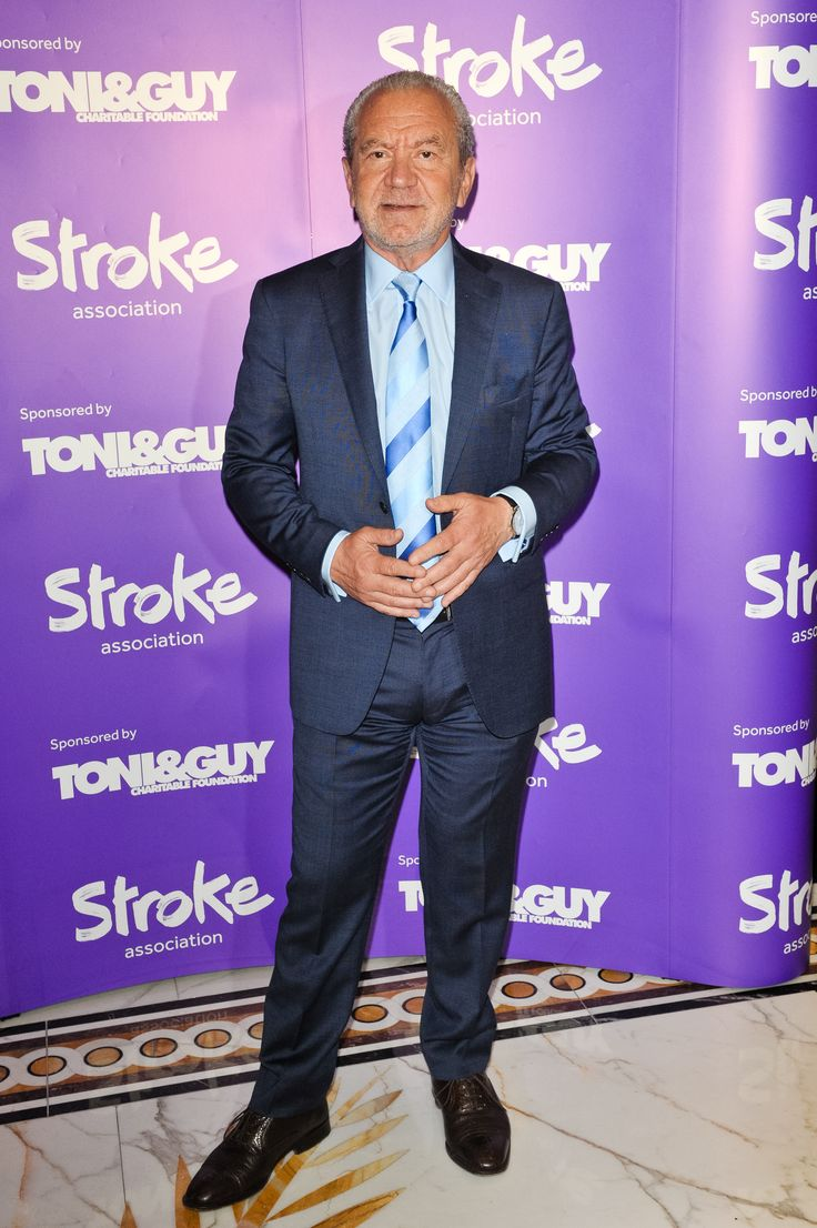 Who is alana spencer everything you need to know about alan sugars new apprentice telegraph co uk - Lord Alan Sugar At The Stroke Association S Life After Stroke Awards 2014 London