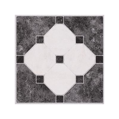 "Home Dynamix Dynamix Vinyl Tile 12"" x 12"" Luxury Vinyl Tiles in Madison Stone"