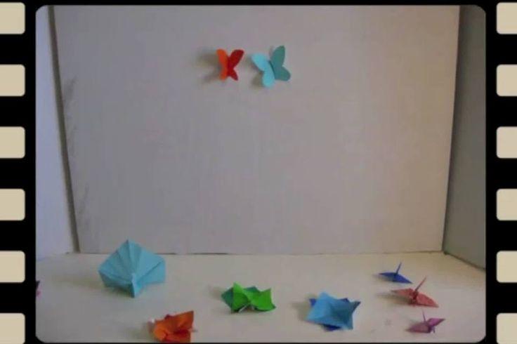 A wonderful stop motion by a DIY kid