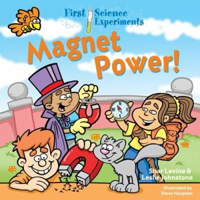 All about magnets and magnetism, with simple experiments to aid in understanding magnetism. Gr.3-6