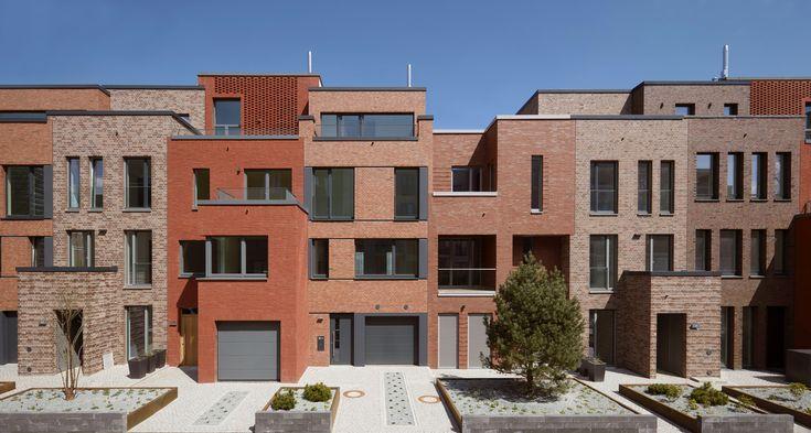 Townhouses Finkenau / Tchoban Voss Architekten