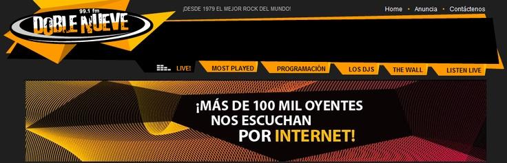 Radio Doble Nueve | Â¡DESDE 1979 EL MEJOR ROCK DEL MUNDO!