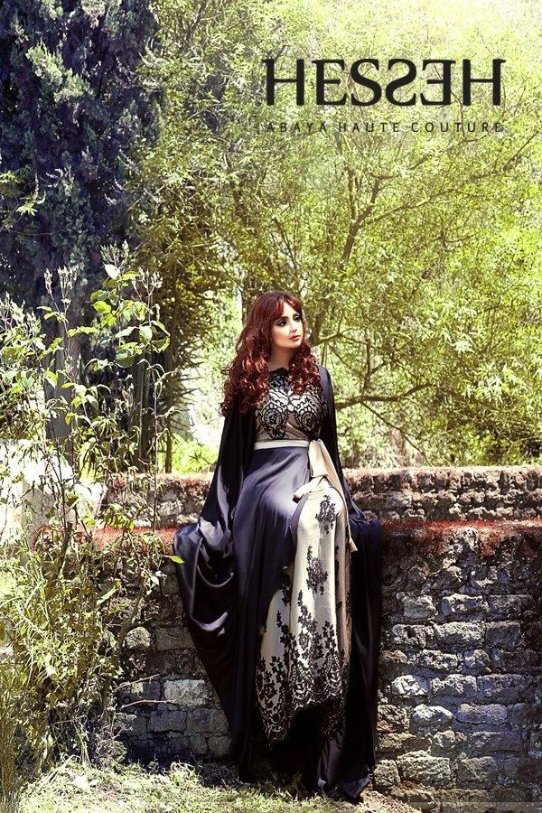 Hesseh Abaya Haute Couture