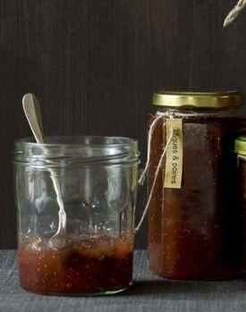 Confituur van peer en vijg - Recepten - Culinair - KnackWeekend.be