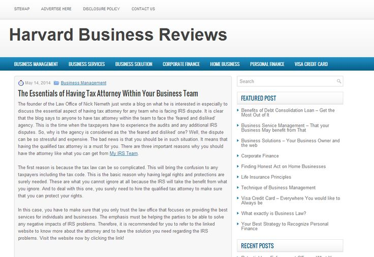 http://harvardbusinesslawreview.net/the-essentials-of-having-tax-attorney-within-your-business-team.html - The Law Offices of Nick Nemeth Nick Nemeth is the Founder of The Law Offices of Nick Nemeth, PLLC, a law firm dedicated to helping individuals and businesses resolve a wide range of IRS issues. Nick brings fifteen years of legal experience to those who truly need it. Nick's ultimate goal in his practice, for any of his clients, is to provide efficient, cost-effective legal…