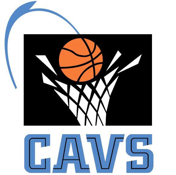 1990 Cavaliers logo