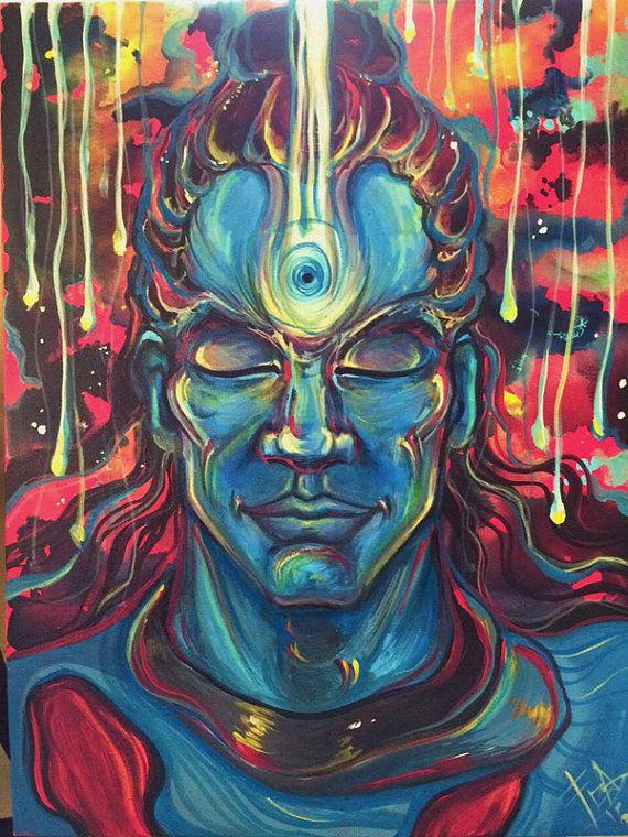 Shiva Rising small print