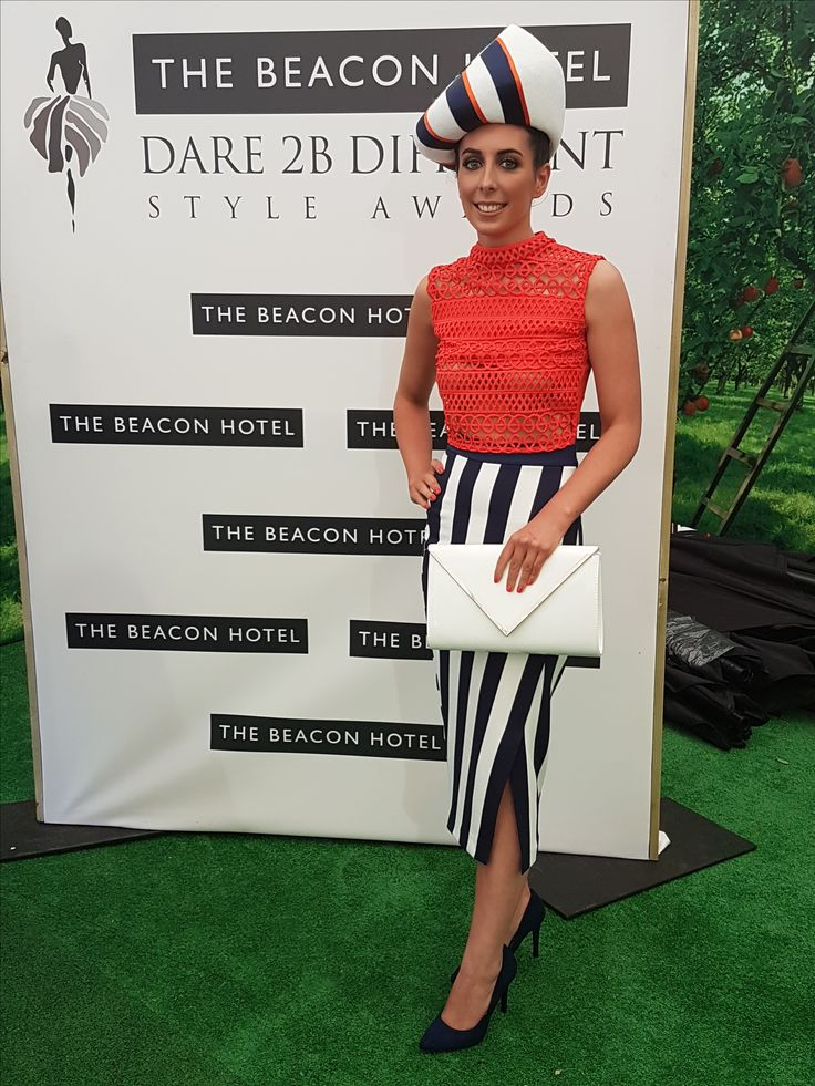 Our #dtbd #winner for 2016, Bernie's dare to be different style scooped her first prize this year