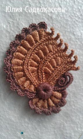 Irish crochet Одноклассники