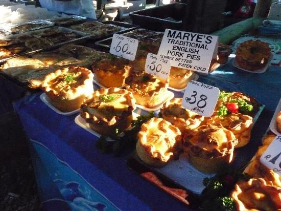 After the strict pre-wedding diet, it's time to relax and enjoy some good food. Indulge in the wide array of home-made goodies offered at the Wild Oats Farmer's Market in Sedgefield. #honeymoon #gardenroute