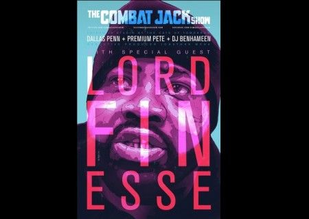 Lord Finesse on The Combat Jack Show