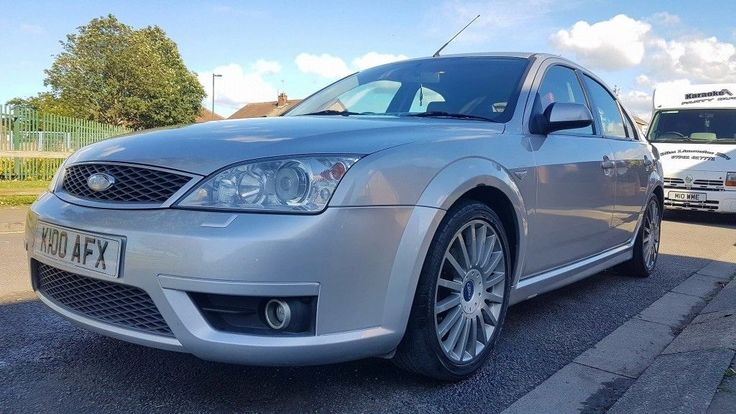This 2002 ford mondeo st220 3.0 v6 is for sale.