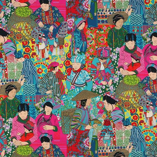 Voyage En Chine From Manuel Canovas At Colefax And Fowler