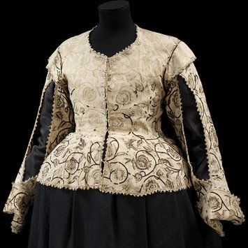 Waistcoat  Place of origin: England, Great Britain (made)  Date: 1620-1625 (made)