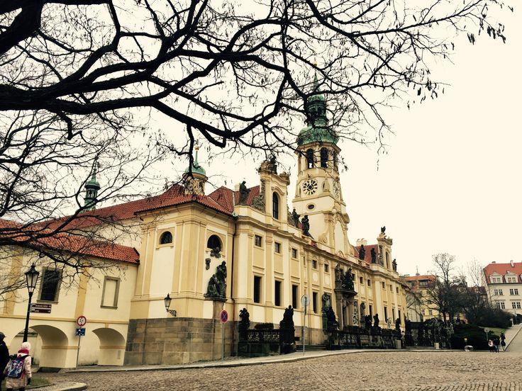 Loreto. Prague.