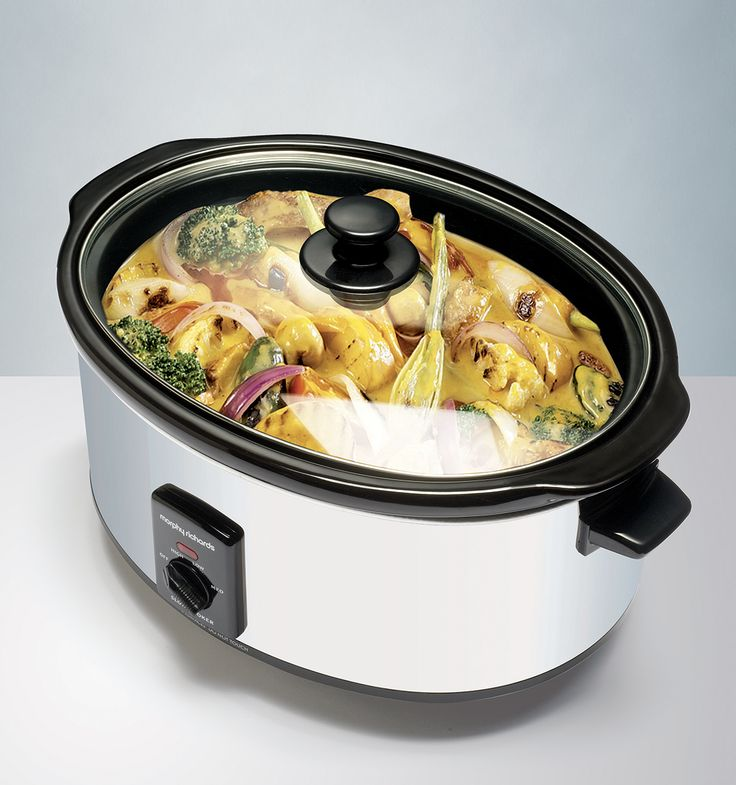 The 48715 is a one of a kind slow cooker. This polishes stainless steel appliance is versatile, convenient, and can help you create a range of different dishes all year round.