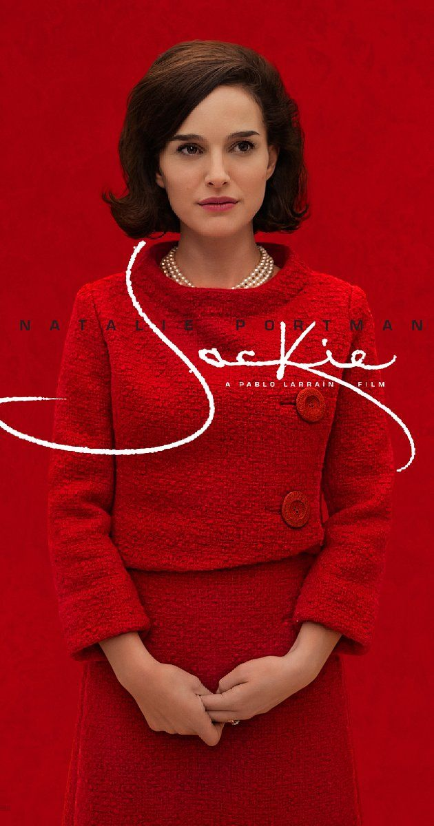 Directed by Pablo Larraín.  With Natalie Portman, Peter Sarsgaard, Greta Gerwig, Billy Crudup. Following the assassination of her husband, First Lady Jacqueline Kennedy fights through grief and trauma to regain her faith, console her children, and define her husband's historic legacy.