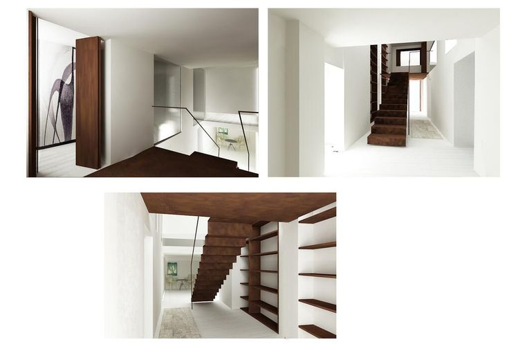 A corten steel staircase for your house of dreams <3 http://granphouse.wordpress.com/ pic.twitter.com/gNhzwRbZsk