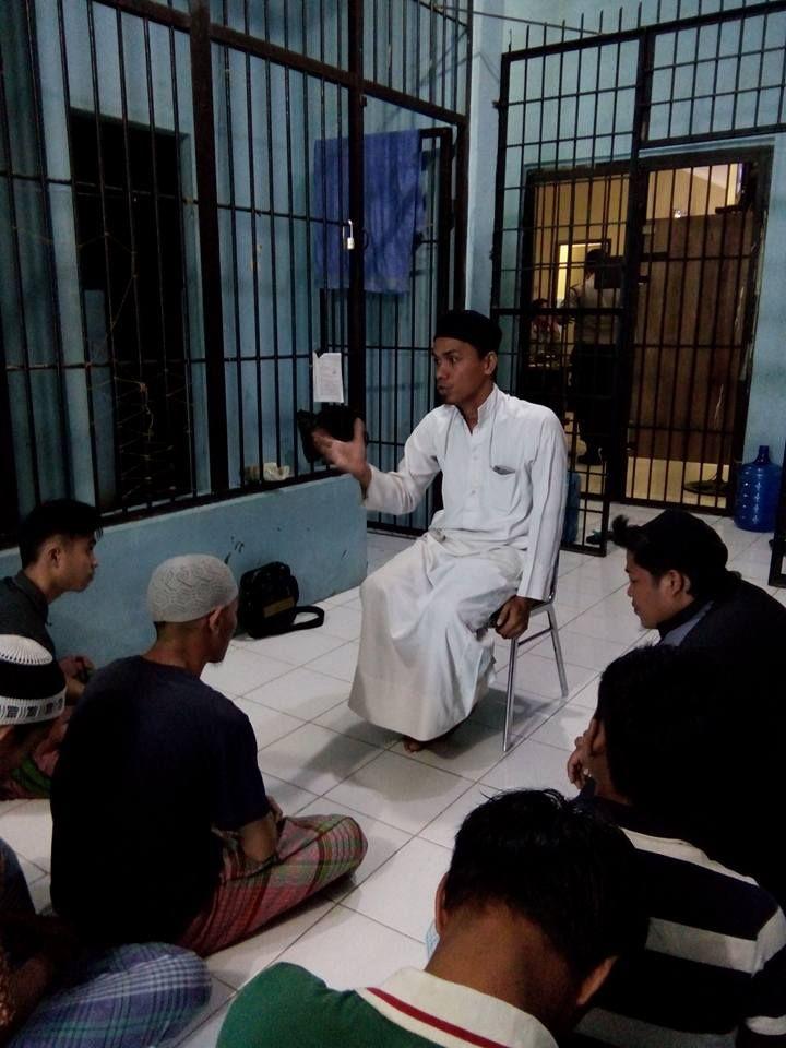 dakwah penjara polres Tanjungbalai
