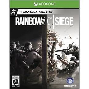 Rainbow Six Siege is an intense, new approach to the first-person shooter experience. Choose from a variety of unique Counter-Terrorist Operators and master their abilities as you lead your team through tense, thrilling, and destructive team-based combat. <br><br>Game Features: <br><br>THE RULES OF SIEGE <br>Five versus Five. Infiltrate versus Fortify. Team-based strategy meets intense, tactical combat. <br><br>WORLD'S ELITE COUNTER-TERRORIST OPER...