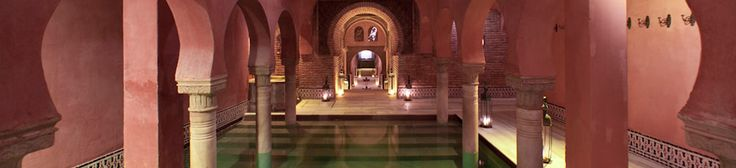 Banos Arabes, Granada, Spain The vibe: ancient Arabic opulence. Thought to be the first traditional hammam reopened in Europe after Spain's Christian rulers closed Andalucía's Moorish bathhouses in the 16th century, the richly-decorated Banos Arabes (Arab Baths) (granada.hammamalandalus.com/en) offer a truly opulent thermal bathing experience.