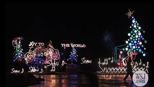 Paul Tudor Jones' Christmas lights in Greenwich, CT. How much is ...