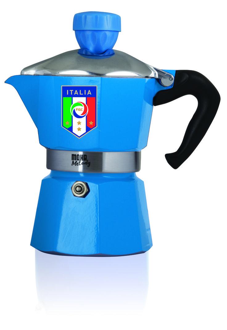 Bialetti tifa #Italia: avete mai provato a bere il caffè sulle note dell'Inno di Mameli? #Mondiali2014 #MokaMelodySport