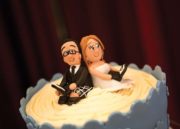Boturich wedding cakes