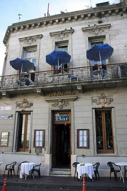 Bar in Buenos Aires, Argentina