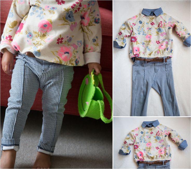 Image result for toddler girl chambray shirt