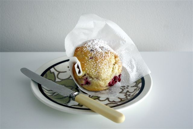 Homely One: Raspberry and White Chocolate Muffins – A Must Try Recipe