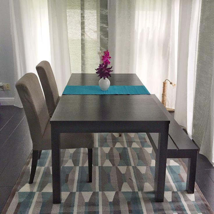 Best 25 ikea dining table ideas on pinterest ikea dining room kitchen chairs ikea and ikea - Purple dining chairs ikea ...