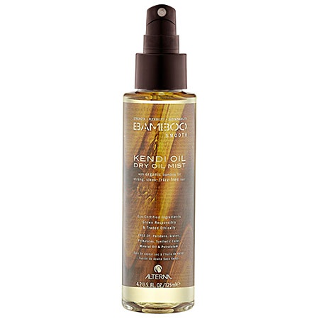 I have fine, dry hair and this oil mist helps keep it looking shiny and healthy! #Sephora #SephoraItLists —Brandace K., Canada Marketing ManagerOil Dry, Dry Oil, Bamboo Smooth, Kendi Oil, Dryoil, Smooth Kendi, Alterna Bamboo, Oil Mists, Hair