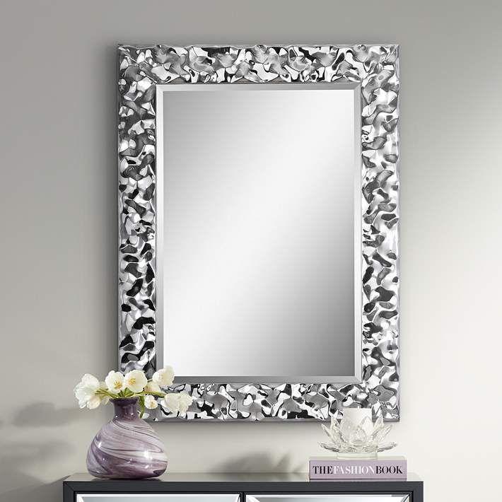 Wall Mirror Traditional Mirrors, 30 X 40 Framed Bathroom Mirror