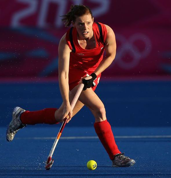 Helen Richardson-Walsh - Hockey.