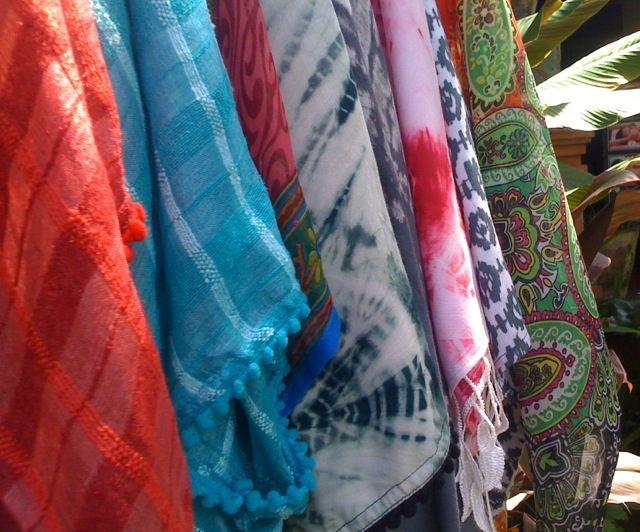 Kimono inspiration. New York Fashion Week or Ubud Market? My first collection of Kimonos at Sharing Bali
