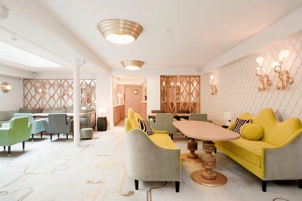 Hôtel Thoumieux Paris by India Mahdavi