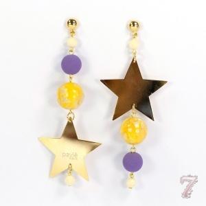 ORECCHINI STAR PAVIE'