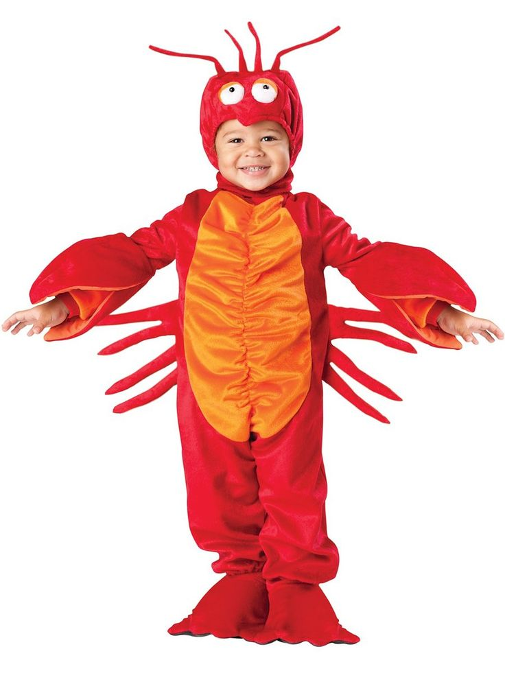 incharacter costumes babys lil lobster costume discover this special product click the - Oprah Winfrey Halloween Costume