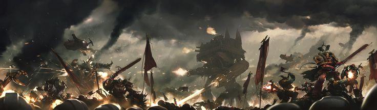 Black Library: Blood in the Machine by ukitakumuki.deviantart.com on @deviantART