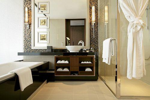 Ceba Puertas Para Baños La Trinidad:Beautiful Small Bathroom Idea