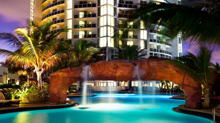 Trump International Beach Resort - Miami, USA  Such a great place to stay! Cant wait to go back!