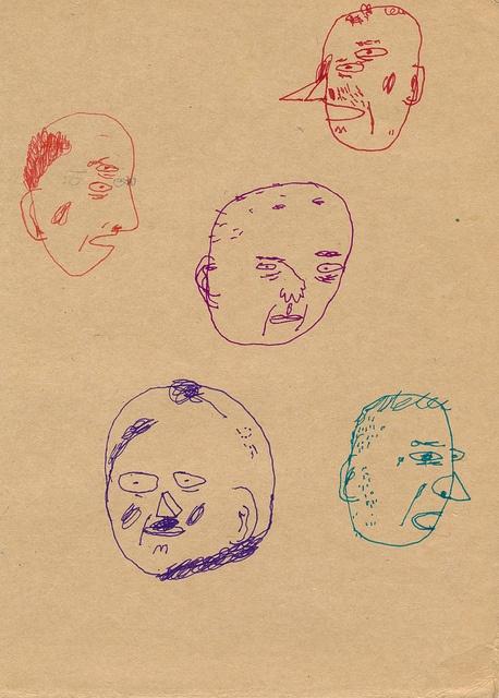 Heads, Craig Atkinson via Flickr.