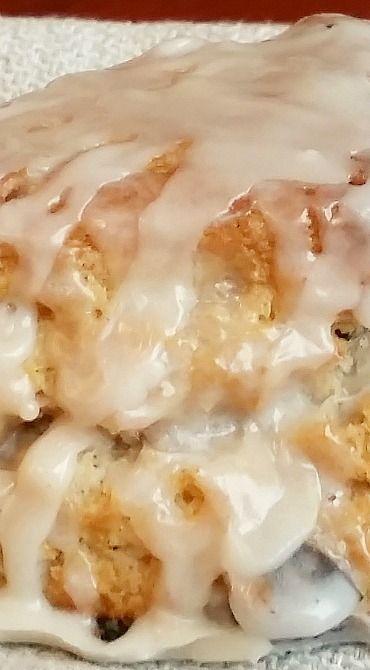 Simple Cinnamon Raisin Scones More