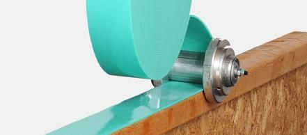 NOISEPROOFING JOIST TAPE | Green Glue