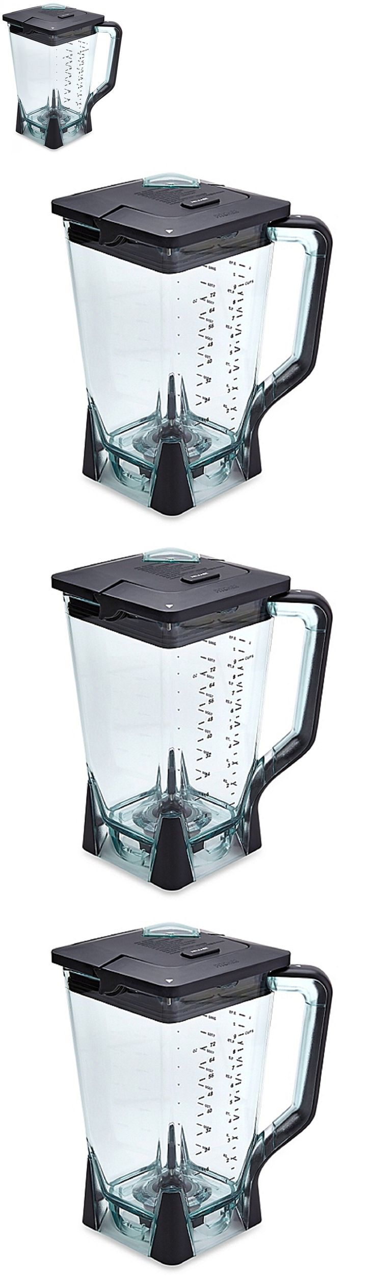 Blenders Countertop 133704: Ninja 72-Ounce Pitcher With Lid Replacement For Bl660 Professional Blender New -> BUY IT NOW ONLY: $44.76 on eBay!