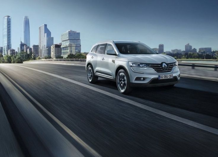 New Renault Koleos shows us modern, much less controversial form.
