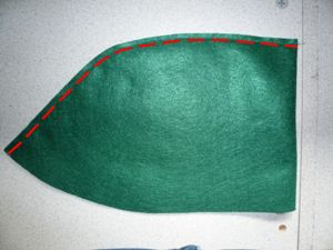 DIY Robin Hood Hat