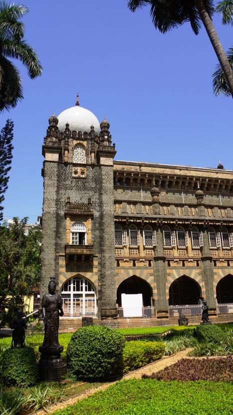 Chhatrapati Shivaji Maharaj Vastu Sangrahalaya, Mumbai